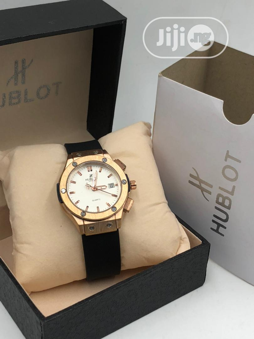 Archive: Hublot Watch