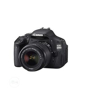 Canon EOS 600D DSLR Camera | Photo & Video Cameras for sale in Lagos State, Ikeja