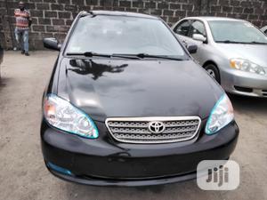 Toyota Corolla 2007 Black   Cars for sale in Lagos State, Amuwo-Odofin