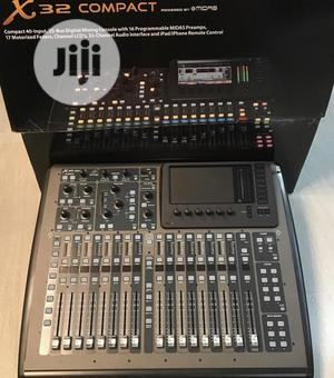 Behringer X32 Compact Professional Digital Mixer   Audio & Music Equipment for sale in Lagos State, Victoria Island