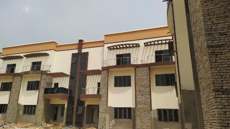 Newly Built Standard 4 Bedroom Terraced Duplex With Bq
