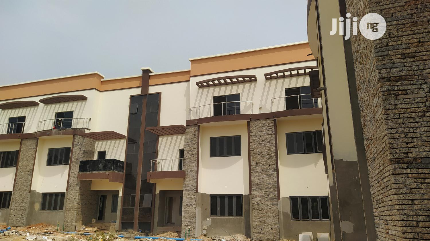 Newly Built Standard 4 Bedroom Terraced Duplex With Bq   Houses & Apartments For Sale for sale in Katampe, Abuja (FCT) State, Nigeria
