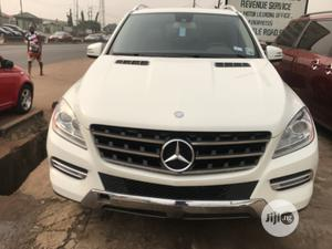 Mercedes-Benz M Class 2014 White   Cars for sale in Edo State, Benin City
