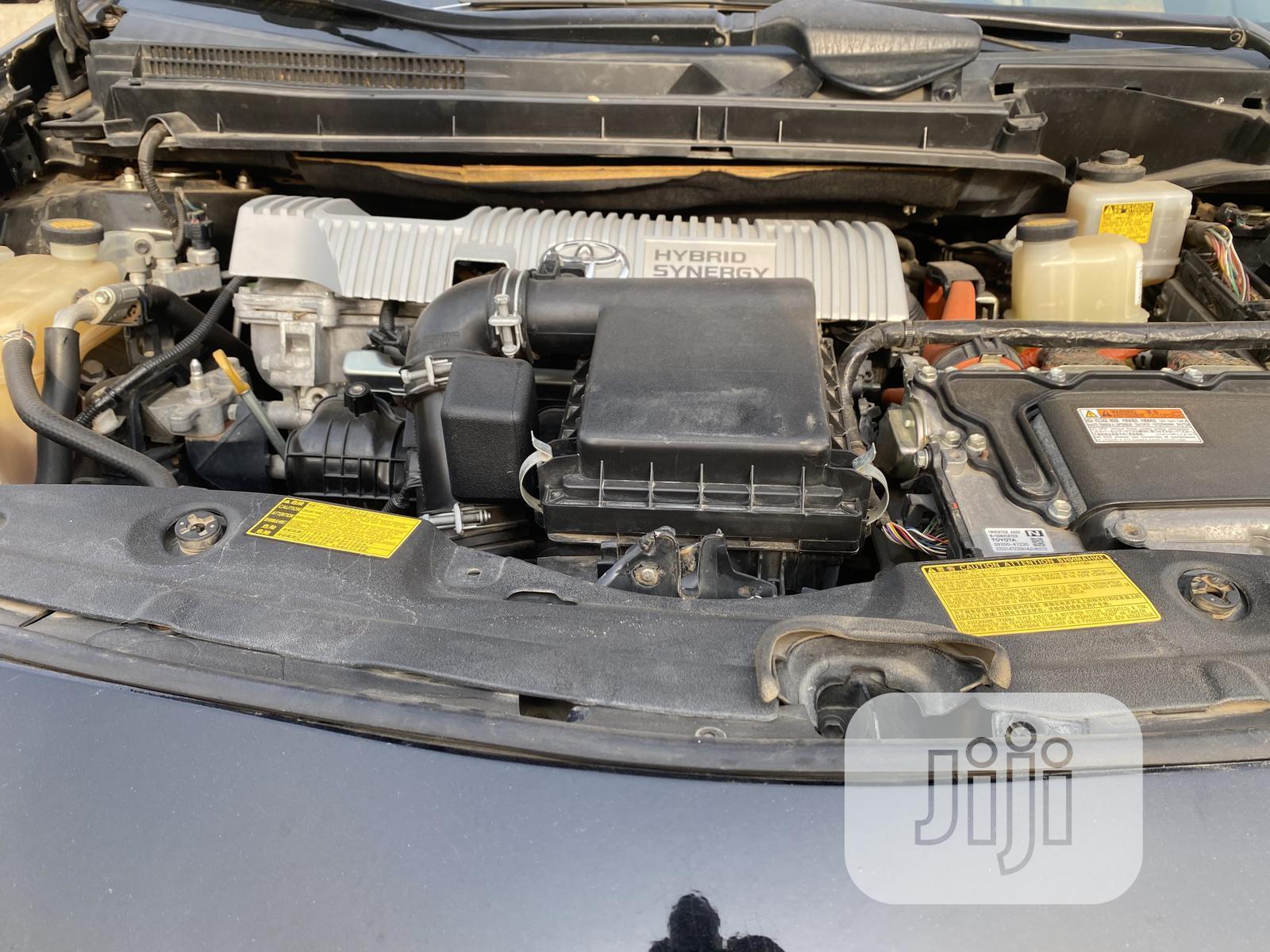 Toyota Prius 2012 Black | Cars for sale in Garki 1, Abuja (FCT) State, Nigeria