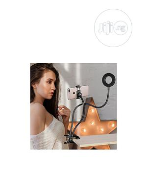 Clip On Selfie Light And Tripod | Accessories for Mobile Phones & Tablets for sale in Rivers State, Port-Harcourt