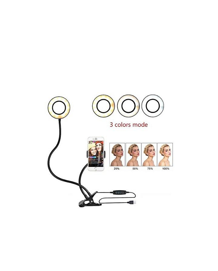 Clip On Selfie Light And Tripod | Accessories for Mobile Phones & Tablets for sale in Port-Harcourt, Rivers State, Nigeria