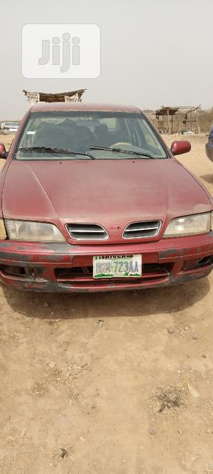 Nissan Primera 2001 Red   Cars for sale in Abuja (FCT) State, Lugbe District