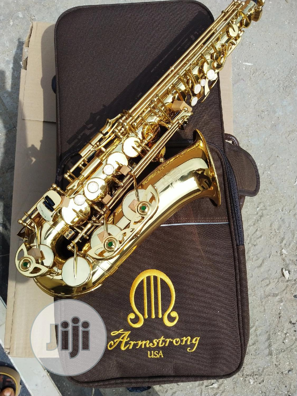 Armstrong Professional Alto Saxophone