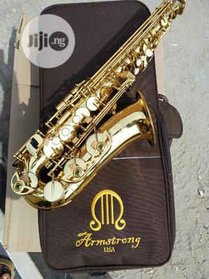 Armstrong Professional Alto Saxophone | Musical Instruments & Gear for sale in Lagos State, Lekki