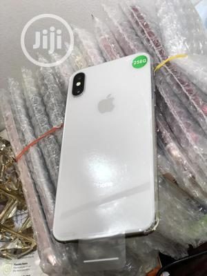 Apple iPhone X 256 GB Silver   Mobile Phones for sale in Lagos State, Ikeja