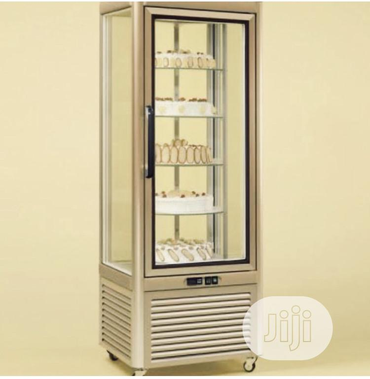 Archive: Standing Rotating Cake Display