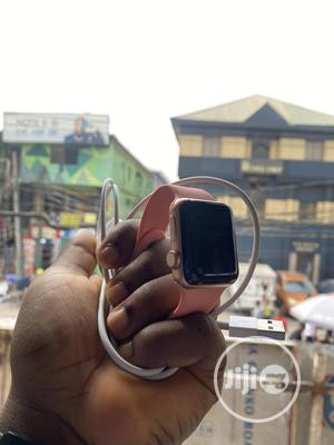 Iwatch Series 3 42mm | Smart Watches & Trackers for sale in Lagos State, Ikeja