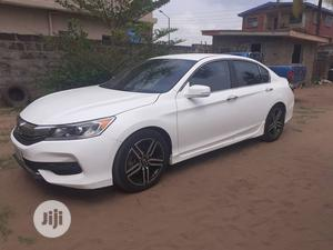 Honda Accord 2018 White | Cars for sale in Lagos State, Badagry