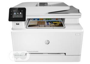 HP Color Laserjet Pro MFP M283fdn | Printers & Scanners for sale in Lagos State, Lagos Island (Eko)