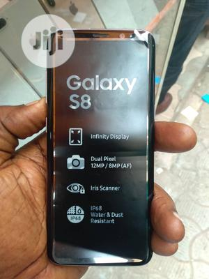 Samsung Galaxy S8 64 GB Blue   Mobile Phones for sale in Lagos State, Ikotun/Igando