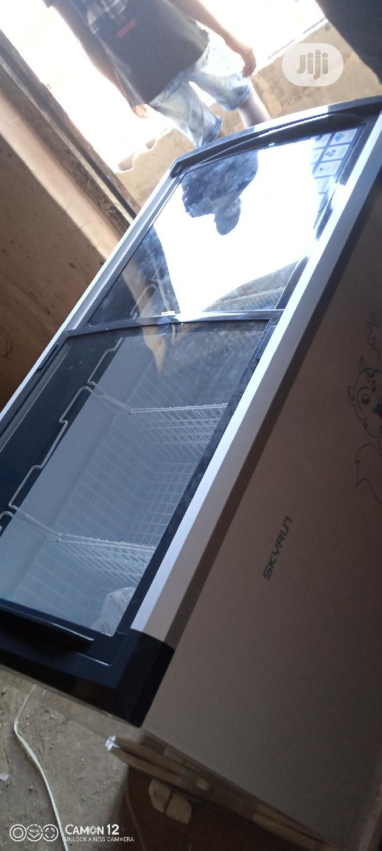 Skyrun Show Case Freezer | Store Equipment for sale in Surulere, Lagos State, Nigeria