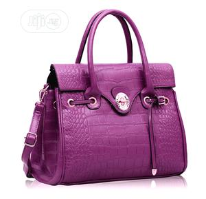 Large Purple Womens Handbag   Bags for sale in Lagos State, Magodo
