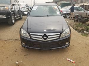 Mercedes-Benz C300 2008 Black | Cars for sale in Lagos State, Abule Egba