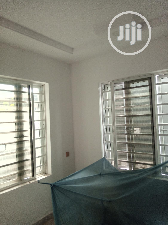 Archive: 4 Bedroom Semi-Detached Duplex With Bq at Ikeja Lagos