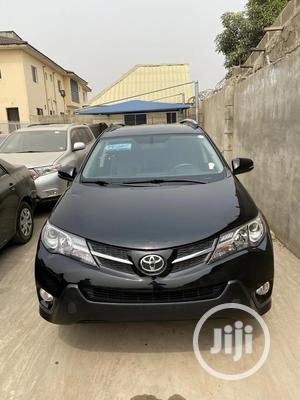 Toyota RAV4 2013 XLE AWD (2.5L 4cyl 6A) Black | Cars for sale in Oyo State, Ibadan