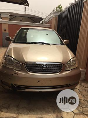 Toyota Corolla 2005 LE Gold   Cars for sale in Lagos State, Ikeja