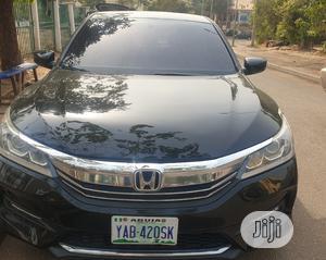 Honda Accord 2017 Black | Cars for sale in Abuja (FCT) State, Garki 2