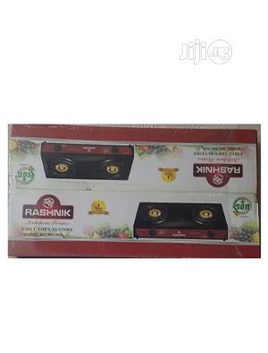 Rashnik Stainless Steel Table Top Gas Cooker | Kitchen Appliances for sale in Lagos State, Ikorodu