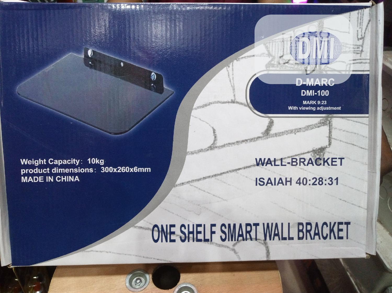 One Shelf Smart Wall Bracket