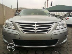 Hyundai Genesis 2011 3.8 Silver | Cars for sale in Lagos State, Ikeja
