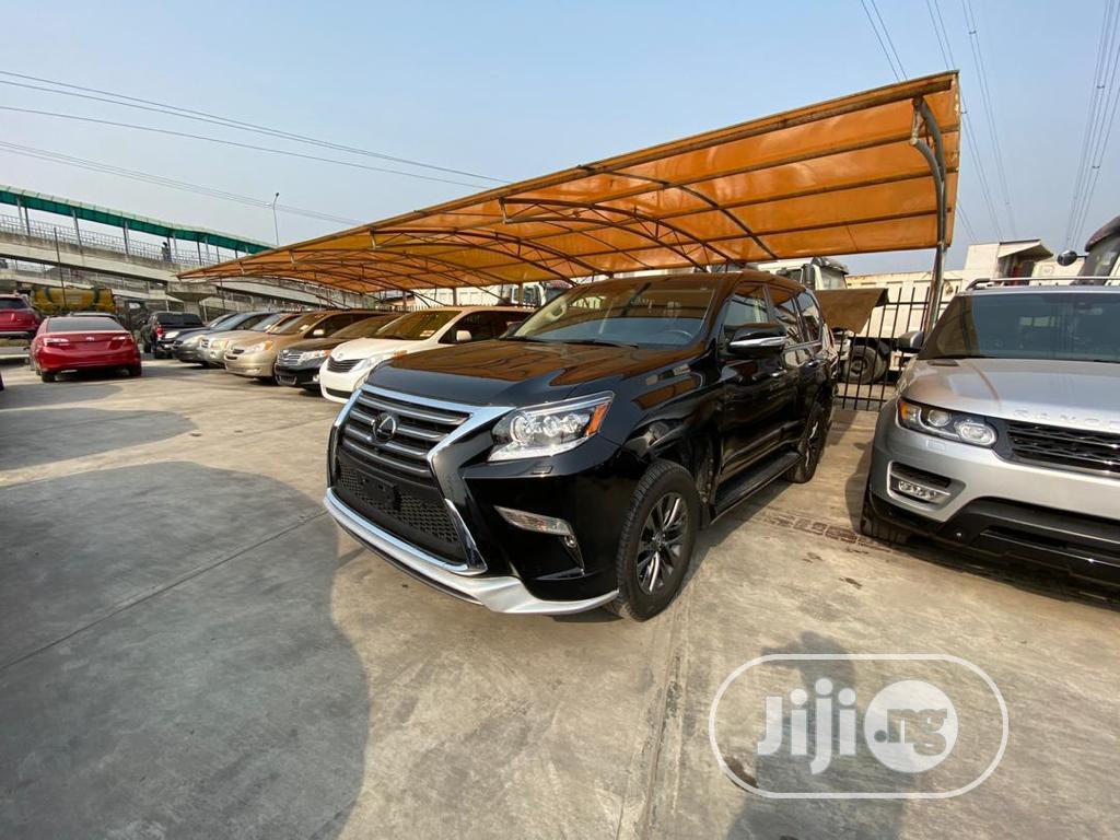 Lexus GX 2018 460 Luxury Black