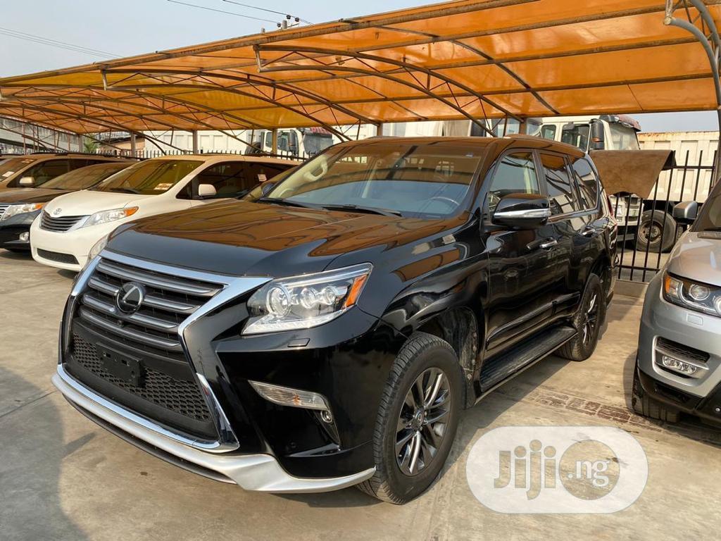 Lexus GX 2018 460 Luxury Black   Cars for sale in Ikeja, Lagos State, Nigeria