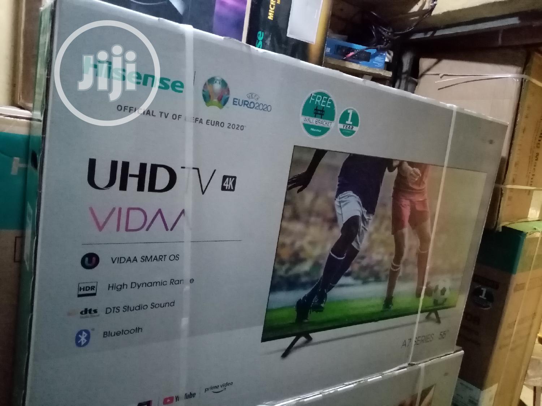 Archive: Brand New Hisense 55inche Smart TV With HDMI AV USB