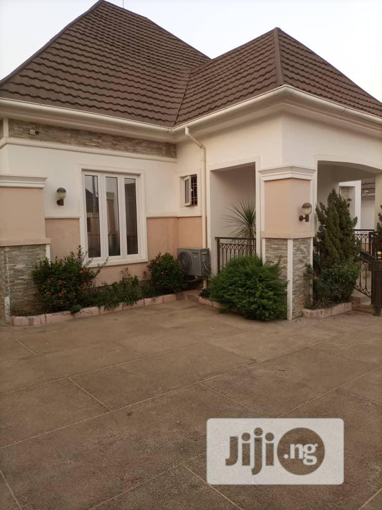 3bedroom Bungalow With 2bedroom Flat for Sale at Life Camp.