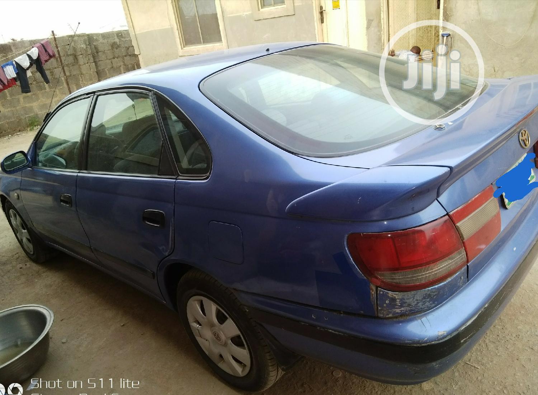 Toyota Carina 1997 E Liftback Blue | Cars for sale in Zuba, Abuja (FCT) State, Nigeria
