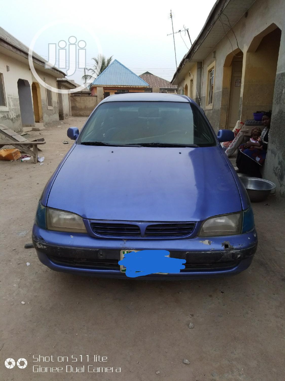 Toyota Carina 1997 E Liftback Blue