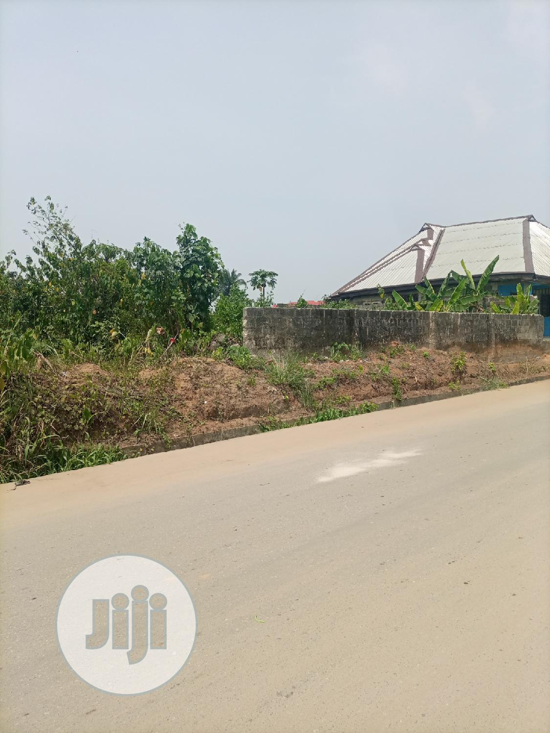 1/2 Plots of Lands at Rumunduru New Layout   Land & Plots for Rent for sale in Obio-Akpor, Rivers State, Nigeria