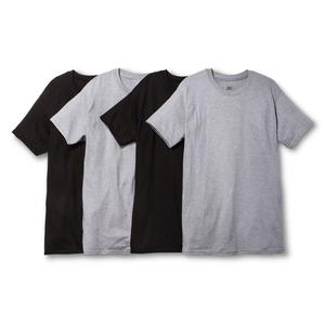 Men's Tagless T-Shirts -Black/Grey   Clothing for sale in Lagos State, Ikeja