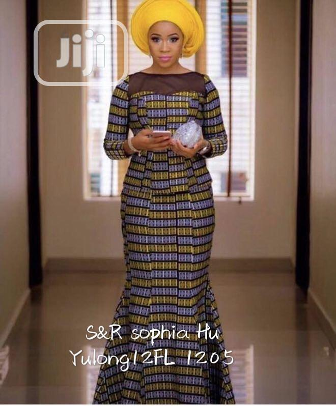 Classic Turkey Gown Gown With Sequence | Clothing for sale in Lokogoma, Abuja (FCT) State, Nigeria