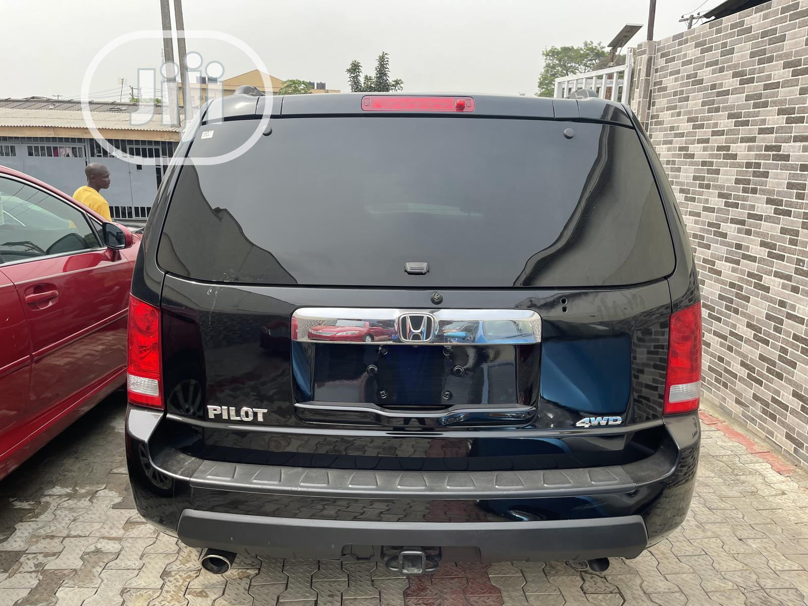 Honda Pilot 2011 Black   Cars for sale in Surulere, Lagos State, Nigeria