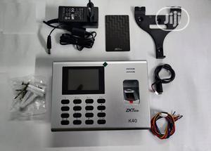 Zkteco K40 RFID Fingerprint Time Attendance / Access Control | Safetywear & Equipment for sale in Kwara State, Ilorin West