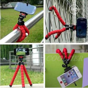Octopus Flexible Phone Holder + Bluetooth Remote   Accessories & Supplies for Electronics for sale in Lagos State, Ikeja