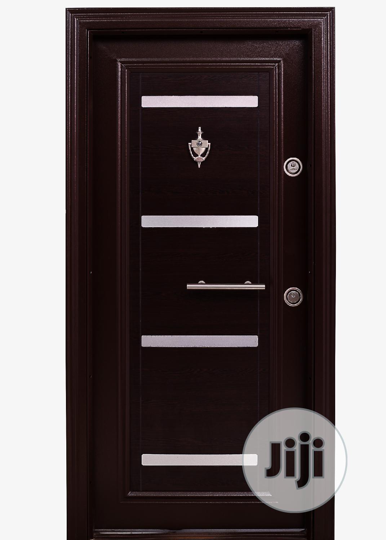 Cl702 Security Door