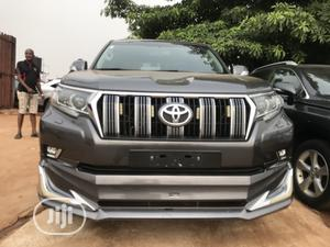 Toyota Land Cruiser Prado 2019 Limited Gray   Cars for sale in Edo State, Benin City