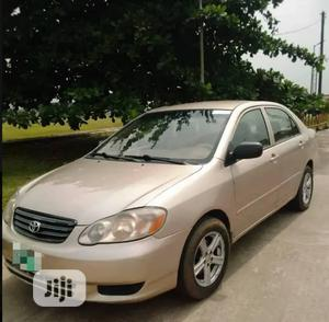 Toyota Corolla 2004 1.4 Gold   Cars for sale in Rivers State, Port-Harcourt