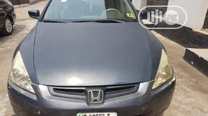 Honda Accord 2005 2.4 Type S Automatic Gray   Cars for sale in Lagos State, Ikeja