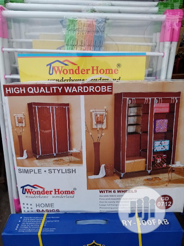 Worder Home Wardrobe   Furniture for sale in Lagos Island (Eko), Lagos State, Nigeria