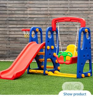 3 in 1 Slide Swing and Basketball   Toys for sale in Lagos State, Lagos Island (Eko)