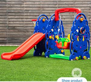 Elephant 3 in 1 Slide Swing and Basketball   Toys for sale in Lagos State, Lagos Island (Eko)