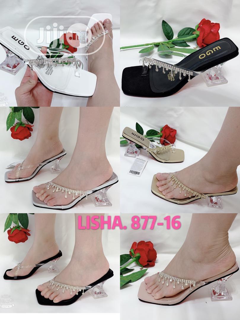 Archive: Female Fashion Shoe