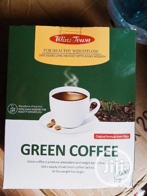 Winstown Green Coffee Original Formula   Vitamins & Supplements for sale in Lagos State, Amuwo-Odofin